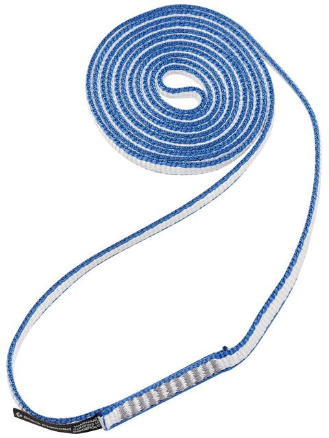 Black Diamond Dynex - 120cm / 10mm bleu/blanc